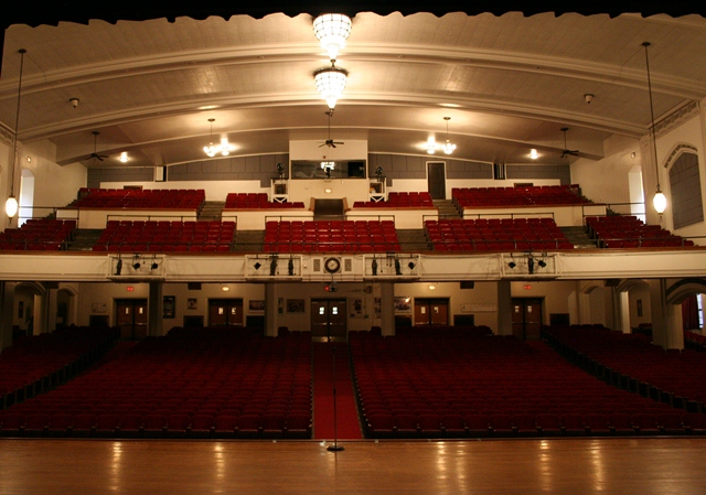 Danville High School Auditorium 1