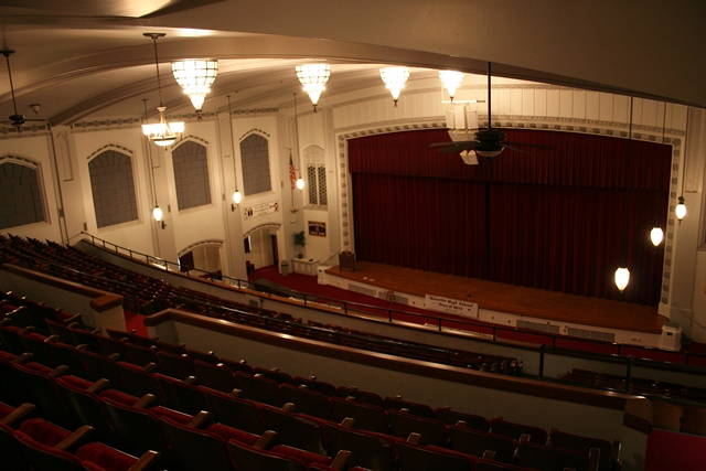 Danville High School Auditorium 3